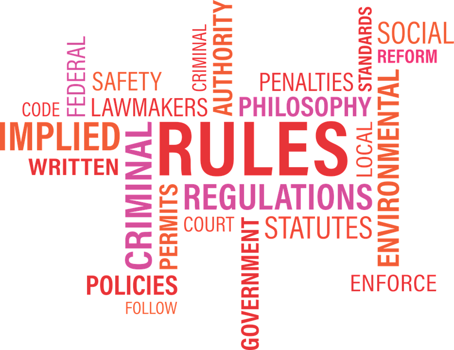 Library Rules & Regulations